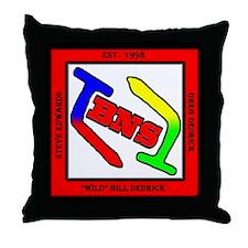 BNS Est. Throw Pillow