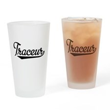 Traceur Drinking Glass