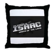 Binding of Isaac Throw Pillow