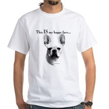Frenchie Happy Face Shirt
