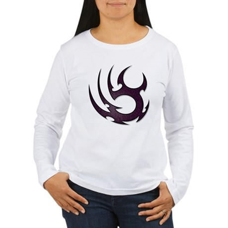 Tribal Talons Women's Long Sleeve T-Shirt