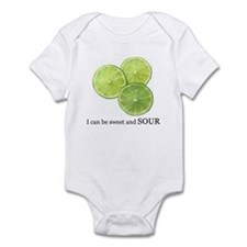 Sweet and Sour Infant Bodysuit