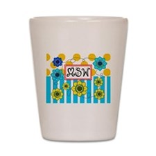 LSW MSW 3 Shot Glass