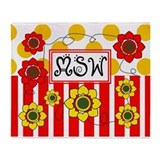 LSW MSW 2 Throw Blanket