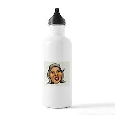 Skunk Hair Water Bottle