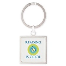 Reading Is Cool Keychains
