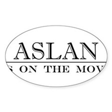 Aslan Rectangle Decal