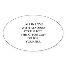Fall In Love Decal