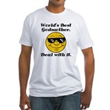 World's Best Godmother Humor Shirt