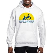 Color Canine Companions Logo Hoodie