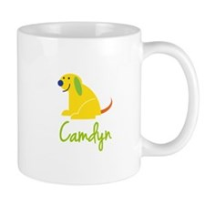 Camdyn Loves Puppies Mug