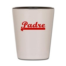 PADRE Shot Glass