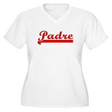 PADRE Plus Size T-Shirt