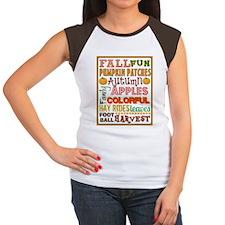 Autumn Subway art T-Shirt