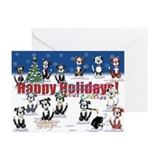 Happy BC Holidays Greeting Cards