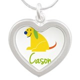 Cason Loves Puppies Necklaces
