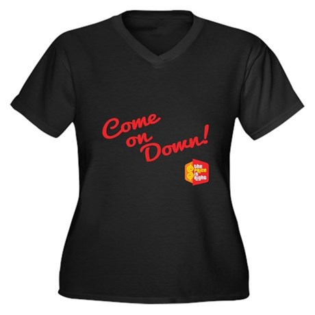 Come on Down Plus Size T-Shirt
