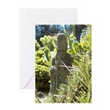 Tranquility Gardens Greeting Card