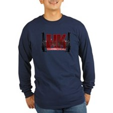 HK- When $#^% Hits The Fan Long Sleeve T-Shirt