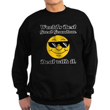World's Best Great Grandma Humor Sweatshirt