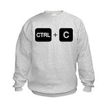 CTRL + C Sweatshirt