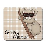 Koala Bear Mousepad