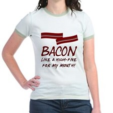 Bacon High-Five For Mouth T