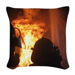 flashovermousepad.png Woven Throw Pillow