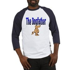 The Dogfather.jpg Baseball Jersey