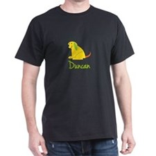 Duncan Loves Puppies T-Shirt