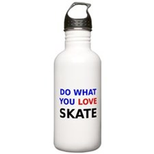 Do what you love Skate Water Bottle