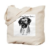 Ridgeback Happy Face Tote Bag