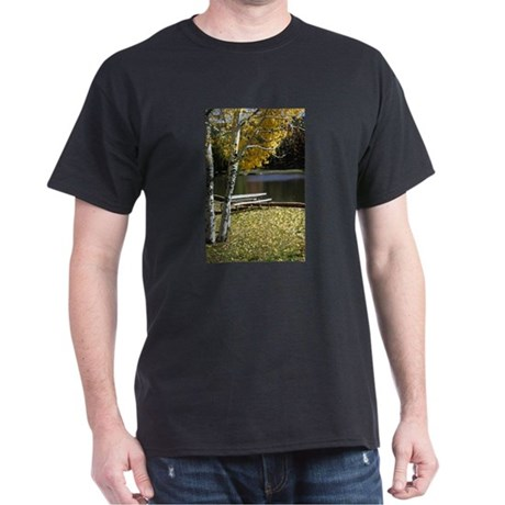Picnic Table Dark T-Shirt