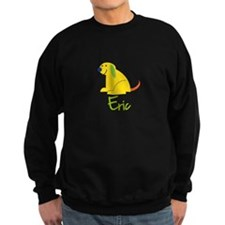Eric Loves Puppies Sweatshirt