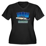Starliner60 Plus Size T-Shirt