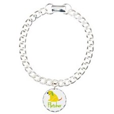 Fletcher Loves Puppies Bracelet