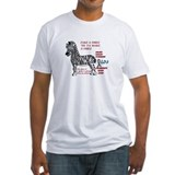 Hiding The Pain With A Smile T-Shirt