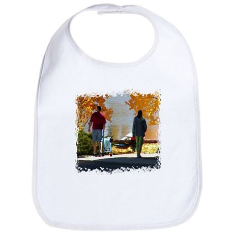 Early Autumn Stroll Bib