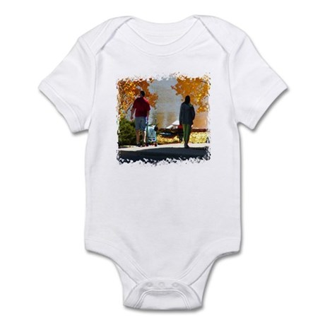 Early Autumn Stroll Infant Bodysuit