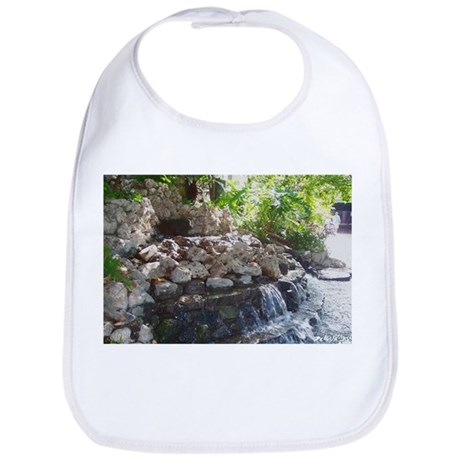 Garden Waterfall Bib