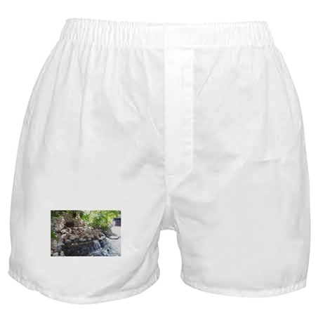 Garden Waterfall Boxer Shorts