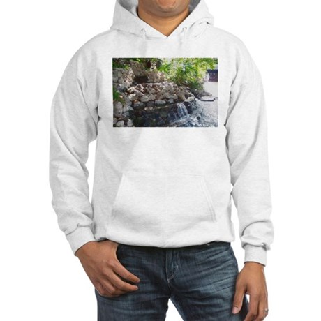 Garden Waterfall Hooded Sweatshirt