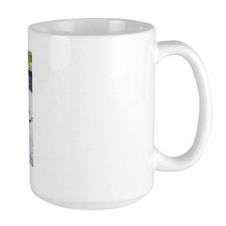 Garden Waterfall Large Mug