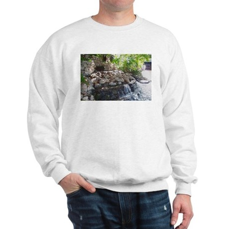 Garden Waterfall Sweatshirt