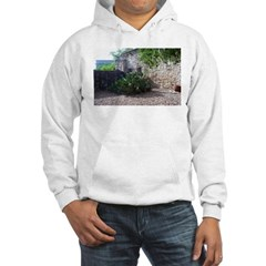 Prickly Pear Cactus Hooded Sweatshirt
