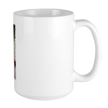 Prickly Pear Cactus Large Mug