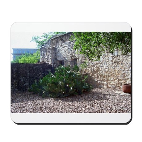 Prickly Pear Cactus Mousepad
