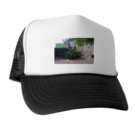 Prickly Pear Cactus Trucker Hat