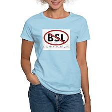 Anti BSL T-Shirt