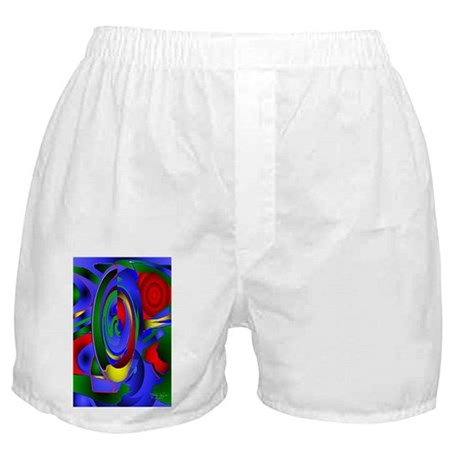 Abstract 001a Boxer Shorts